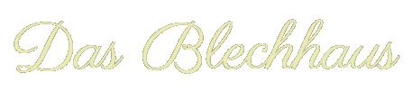 Das Blechhaus-Logo